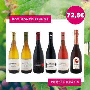 BOX MONTEIRINHOS