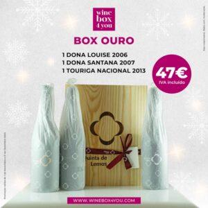 BOX OURO