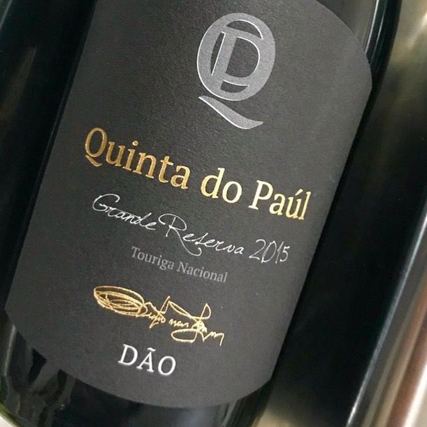 Vinha com vida, vinho com alma… Quinta do Paúl